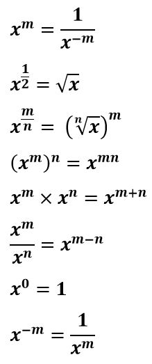 Indices - National 5 Maths